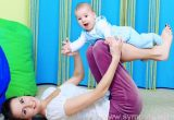 как прийти в форму после родов