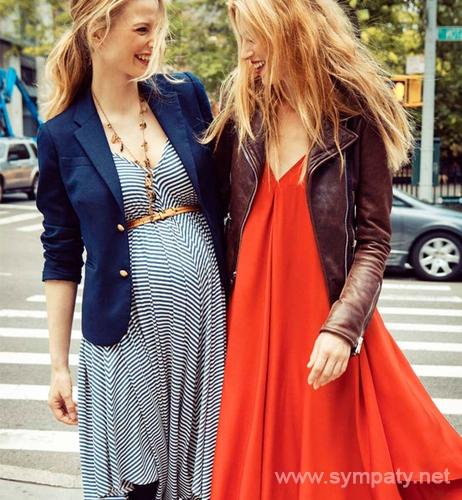 беременность мода