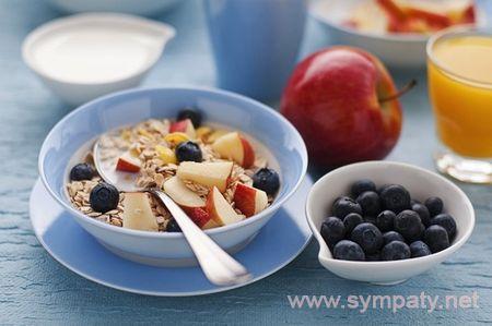 рецепты здоровых завтраков