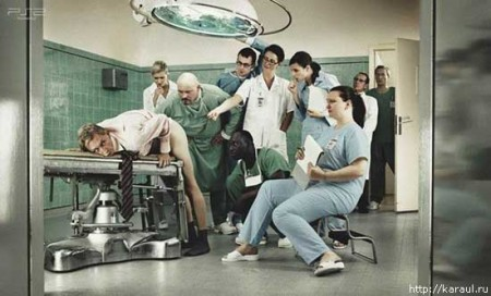 медицинский массаж простаты