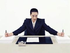 женщина роли в бизнесе