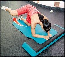 Упражнения для упругих бедер