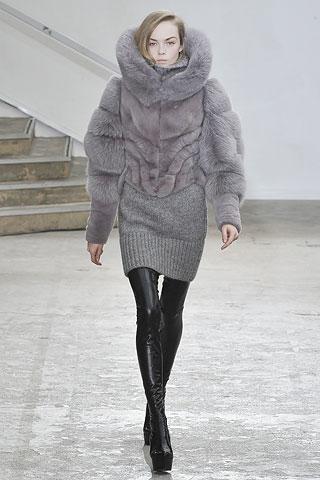 куртка мех 2009