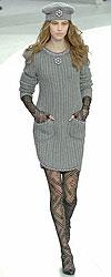 платье свитер 2009