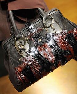 сумка рептилия 2009
