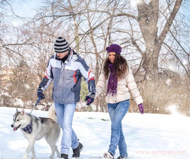Способы зимнего снижения веса