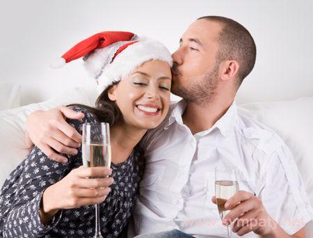 романтический Новый год