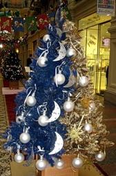 украшаем елку стильно