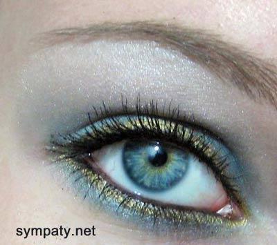Подбираем цвет теней под цвет глаз