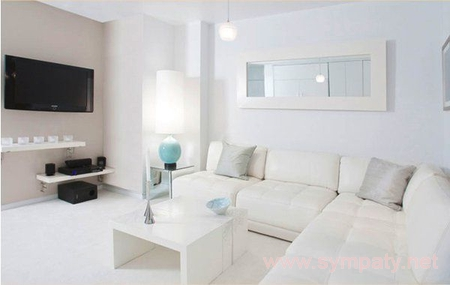 цвет интерьера квартиры
