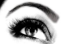 характер глаза