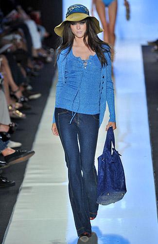 джинсы 2009 цвет