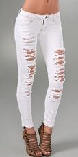 модные джинсы 2009