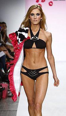 модный купальник 2009