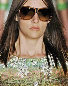 солнечные очки 2009
