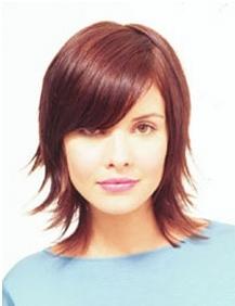 стрижка для прямоугольного лица фото
