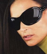 квадратное лицо очки