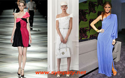 летние платья 2009