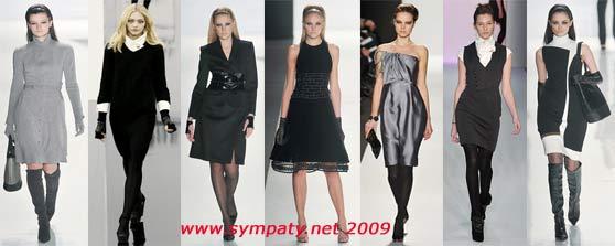 Модные тенденции осени-2009