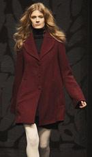 пальто осень 2009