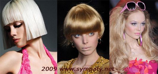 блондинки осени 2009