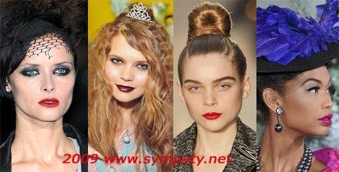 ...то популярен макияж в ретро стиле, начиная от 20-х и заканчивая 80-ми...