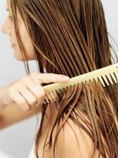 правильно мыть волосы