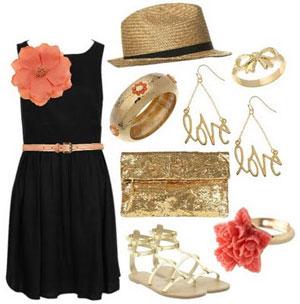 Маленькое черное платье: секреты стиля