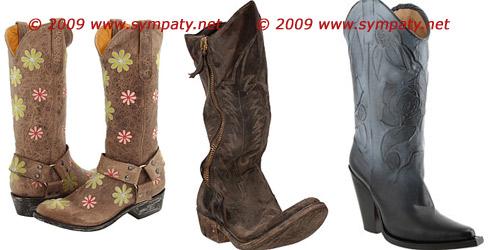 ковбойские сапоги зима 2010