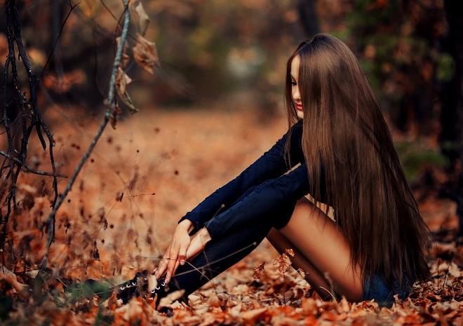 как ухаживать за волосами осенью и зимой