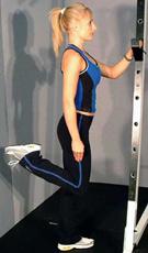 Упражнения для привлекательной попки