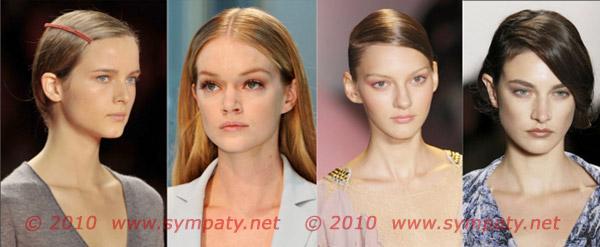 макияж натюрель 2010 весна