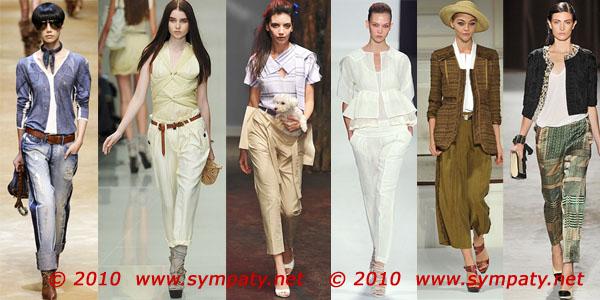 короткие брюки лето 2010