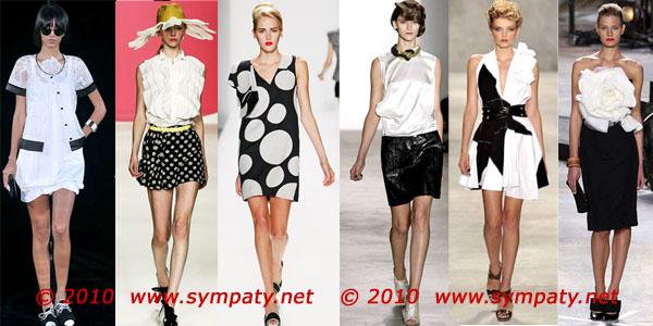 лето 2010 черно-белое