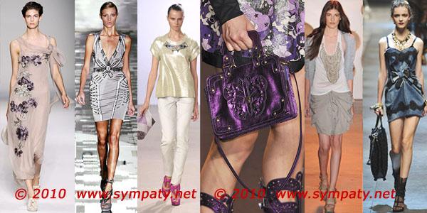 вышивка лето 2010 тенденции