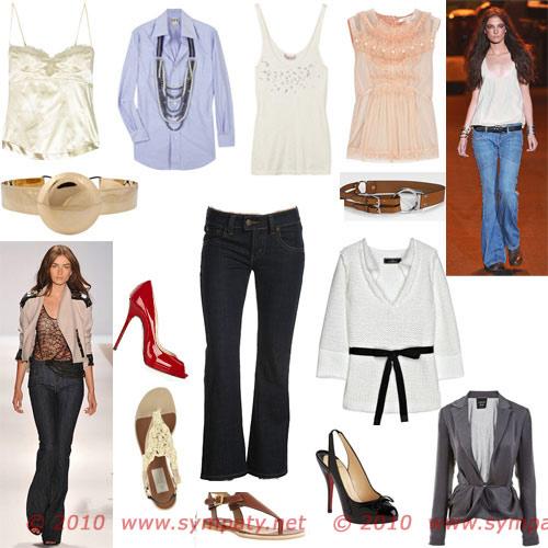 джинсы 2010 классика