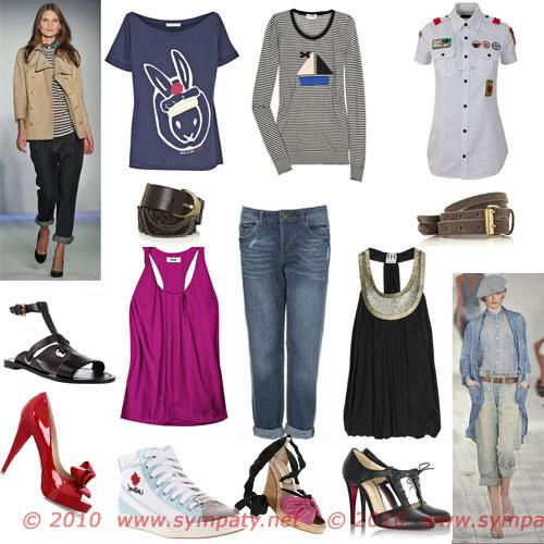 мужские джинсы 2010