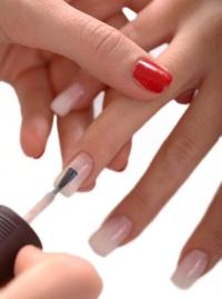 правильно красить ногти