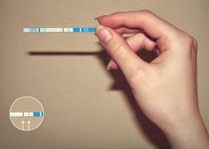 Тест на беременность когда проверить