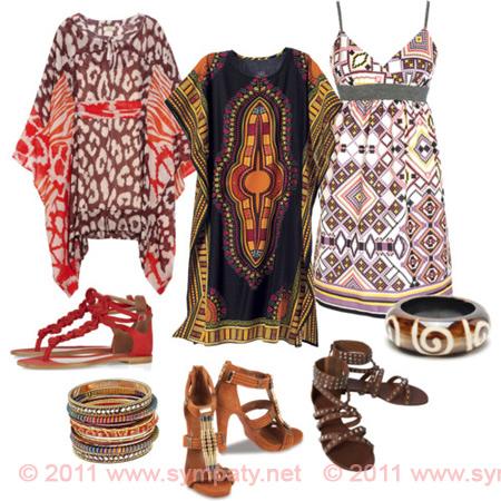 Модные советы Afro