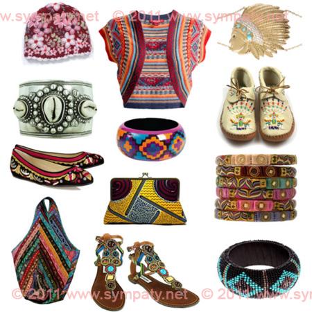 Модные советы - Страница 2 Etno-aksess