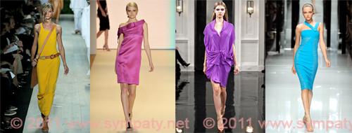 Подібні кольори суконь ідеально підходять для літнього сезону f98f9d2aad77a