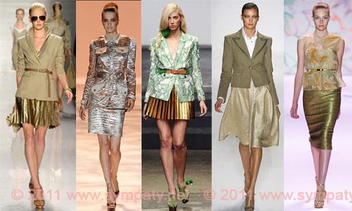 невероятно красивые модные юбки 2011