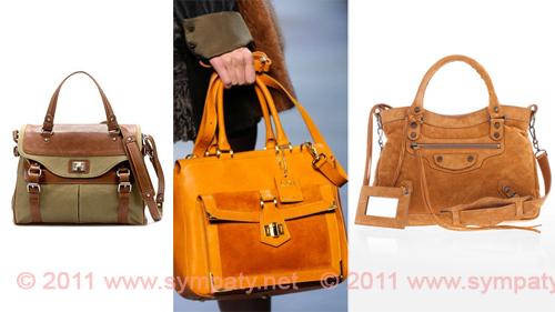 модная сумка 2011