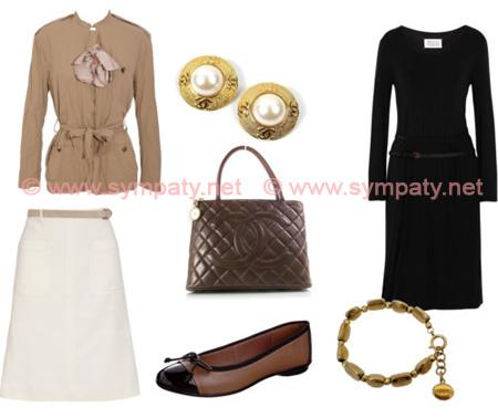 Мода после 70: на работу