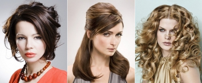 Прически для длинных волос 30 40 лет