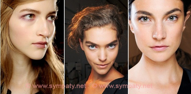 Модные брови-2012