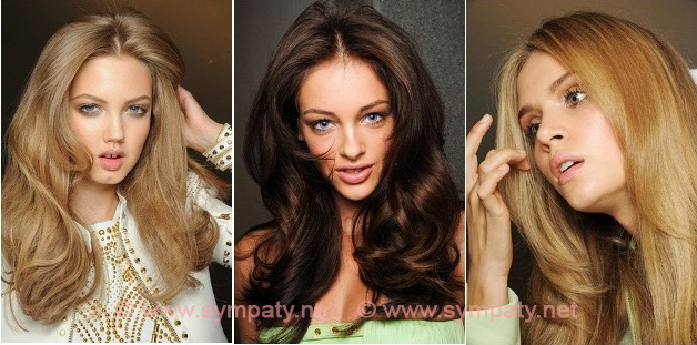Длинные волосы-2012