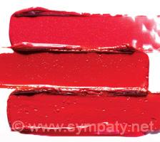 Коралловые оттенки красной помады