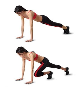 Упражнения для плеч и рук